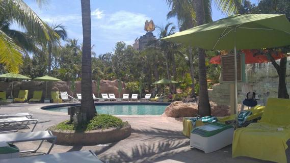 Aquaventure Water Park At Atlantis Paradise Island, Nassau