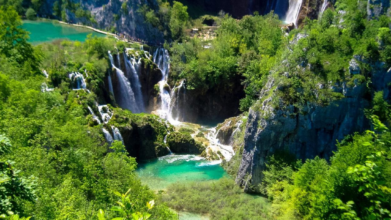 Plitvice Lakes National Park From Split Triphobo