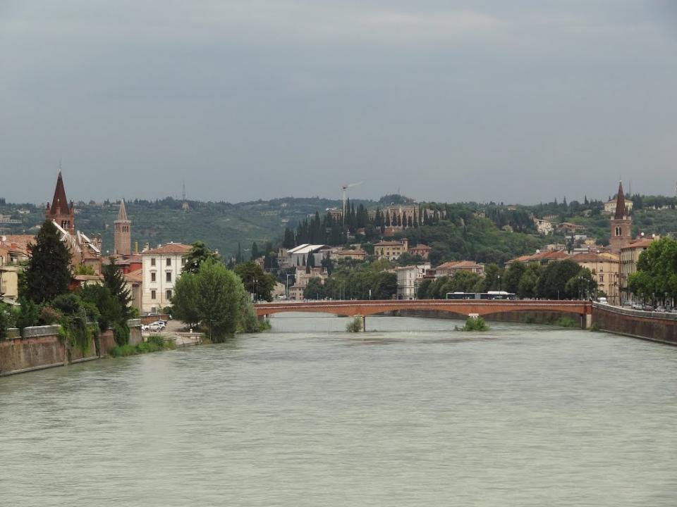Private Verona Vespa Tour