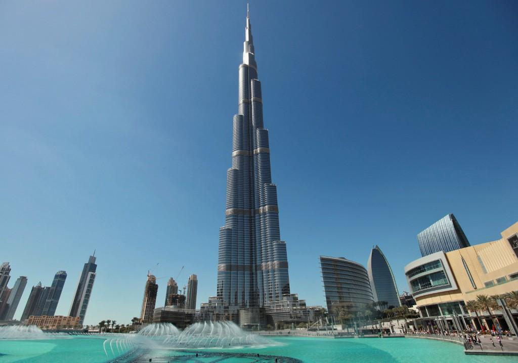 At The Top Of The World - Dubai