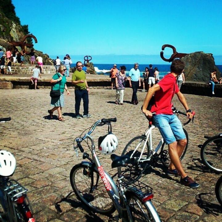 Basque By Bike Best.Day.Ever. - San Sebastian