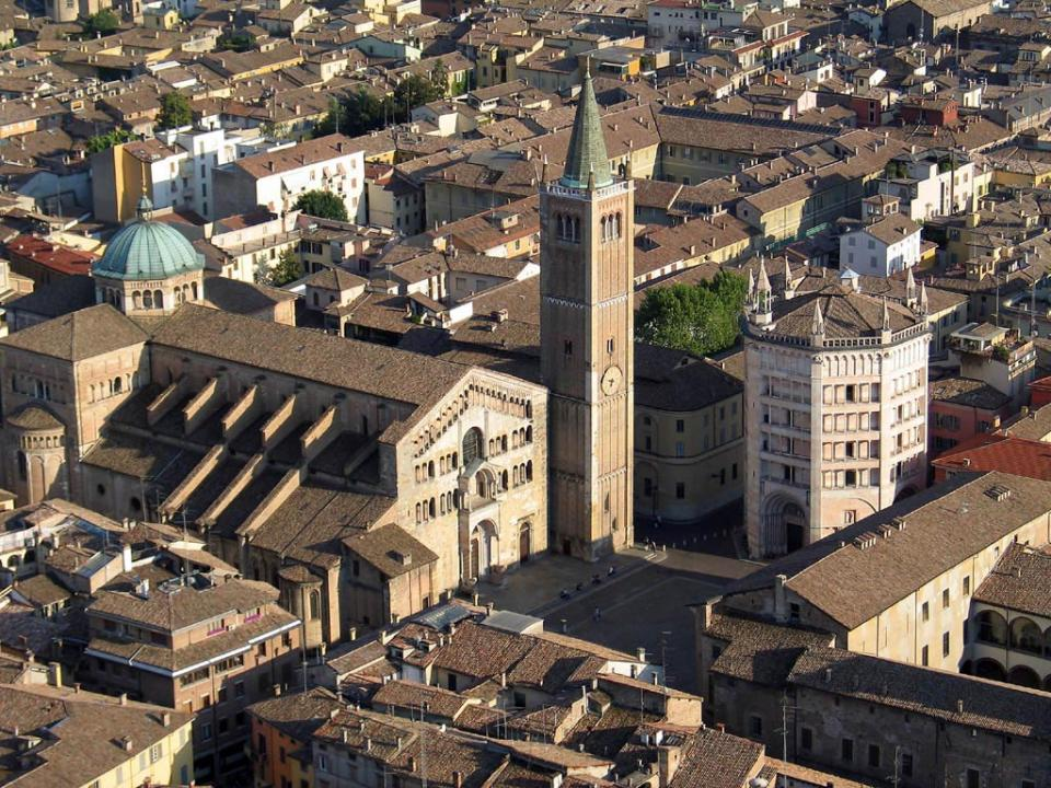 Bologna And Parma - Classic City Centre Tours (full Day)