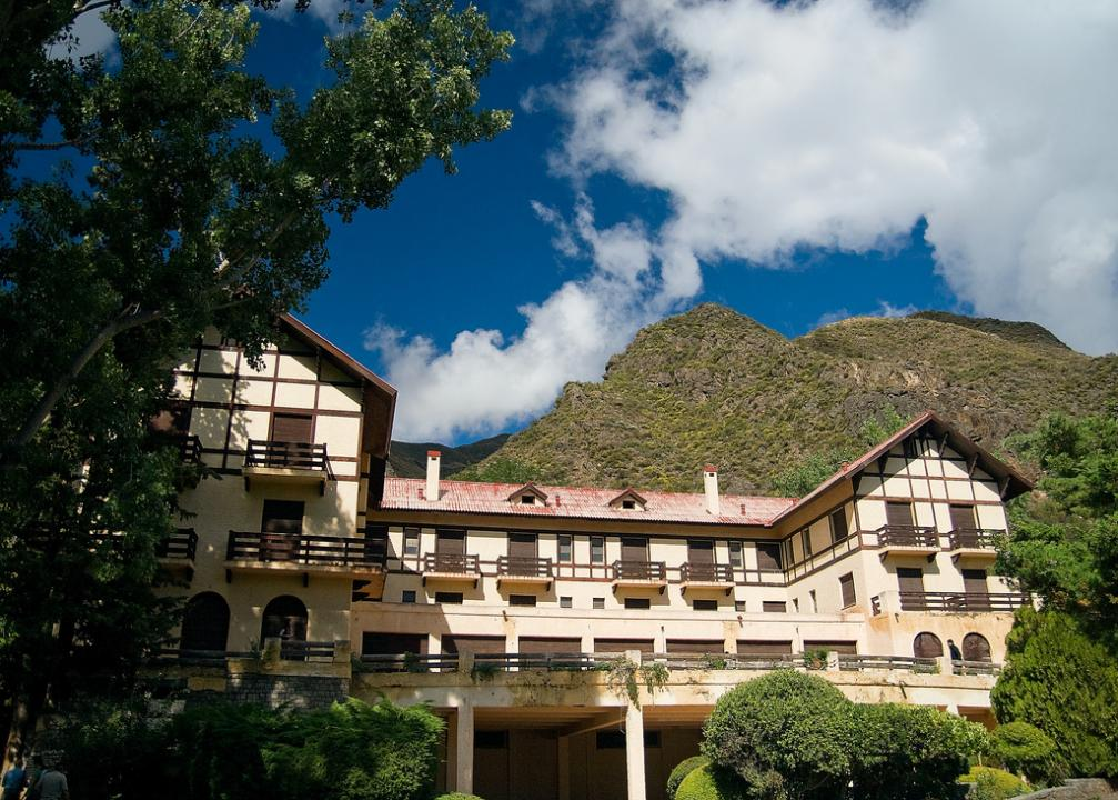 Alta Montana Y Villavicencio  - Mendoza