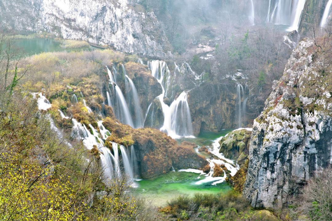 National Park Plitvice Lakes - I - Jezera