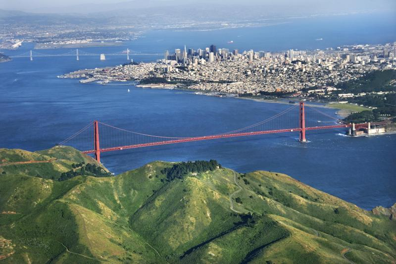 Golden Gate Bridge Reviews Ratings Directions Of