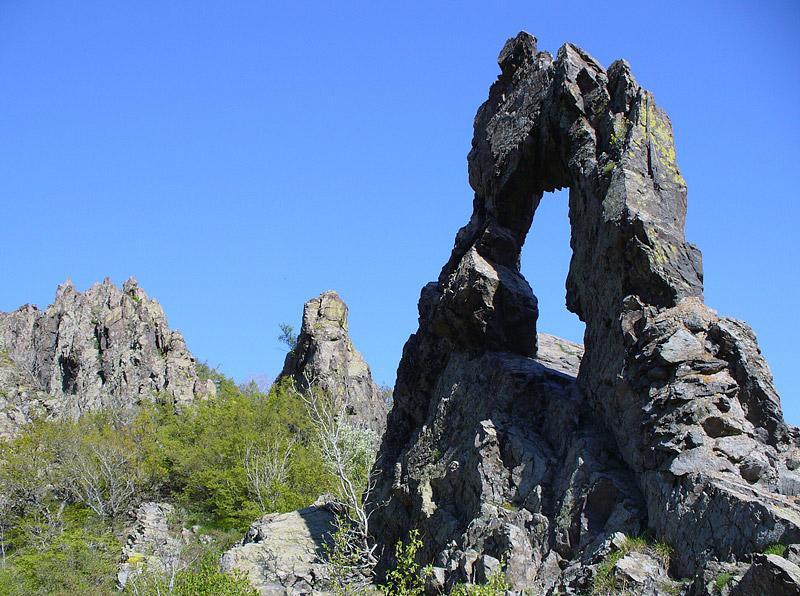 Hiking Tour To The Halkata - The Ring  - Sliven