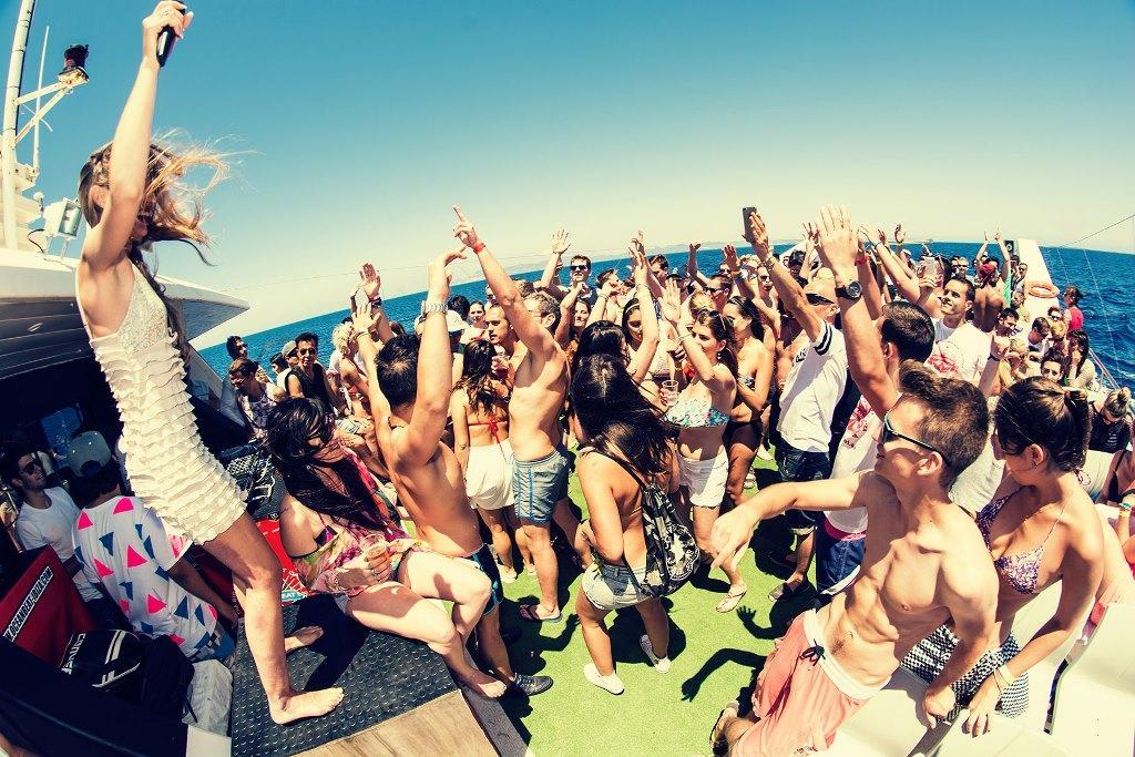 Ibiza Boat Party - Ibiza Nueva