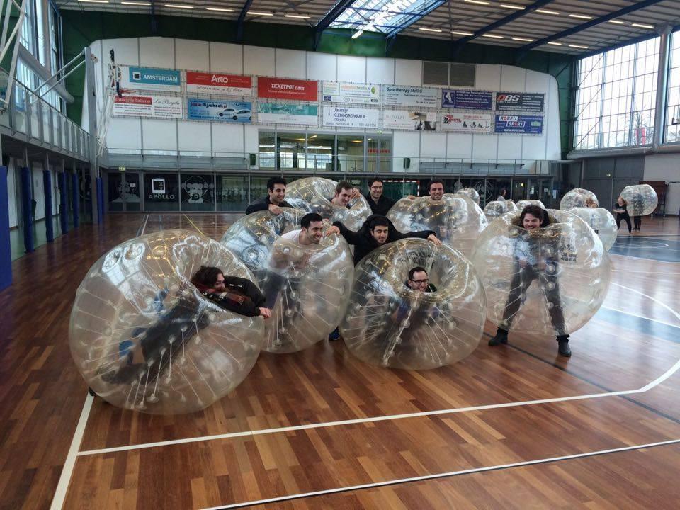 Bubble Football - Amsterdam