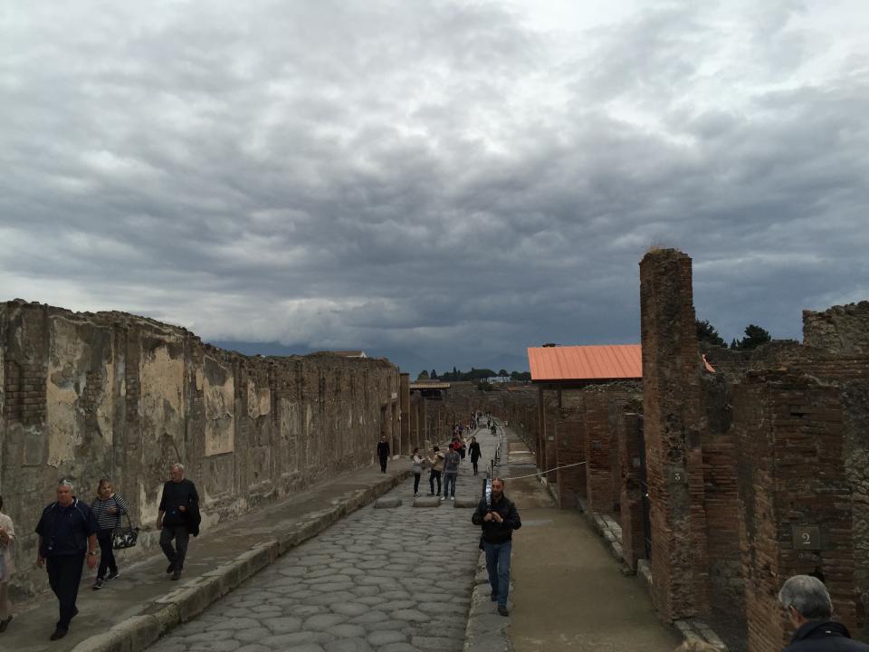 2 Day Naples Pompeii Sorrento Capri And Blue Grotto From Rome