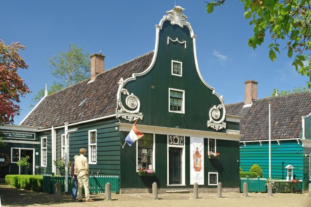 Volendam Marken And Windmills GPS Tour - Amsterdam