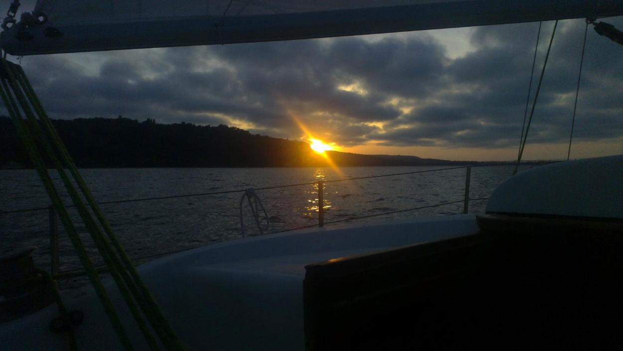 Romantic Sunset View Sailing Program - Varna