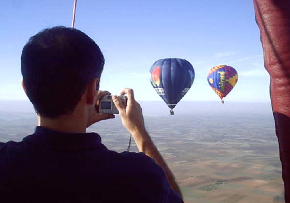 Hot Air Balloon Flight TOLEDO