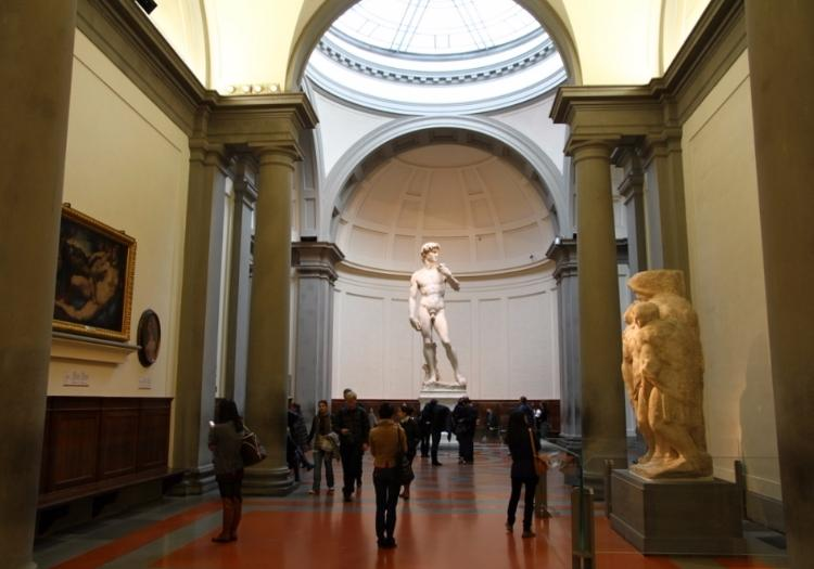 Accademia Gallery Monolingual Tour - Florence