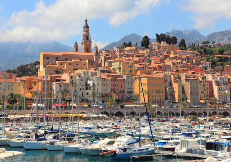 Cannes, Antibes And Saint Paul De Vence