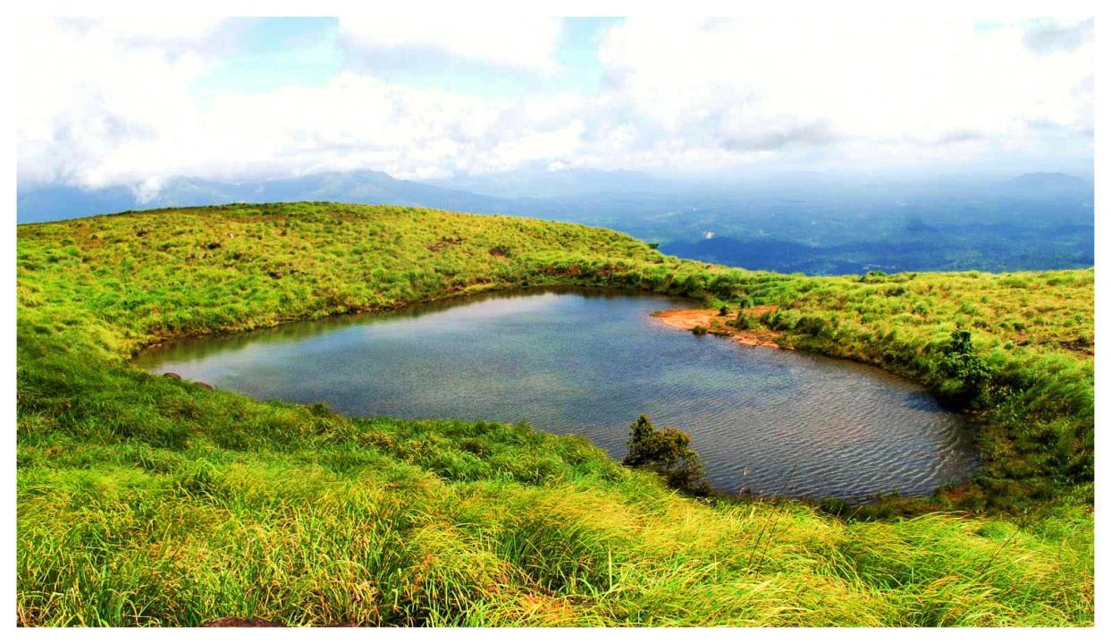 places to visit near Bangalore - Chembra peak