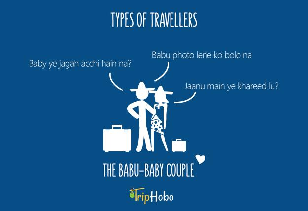 8 Types Of Travelers You Meet In India
