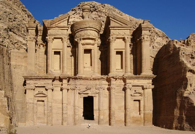 Petra - home to an ancient underground city