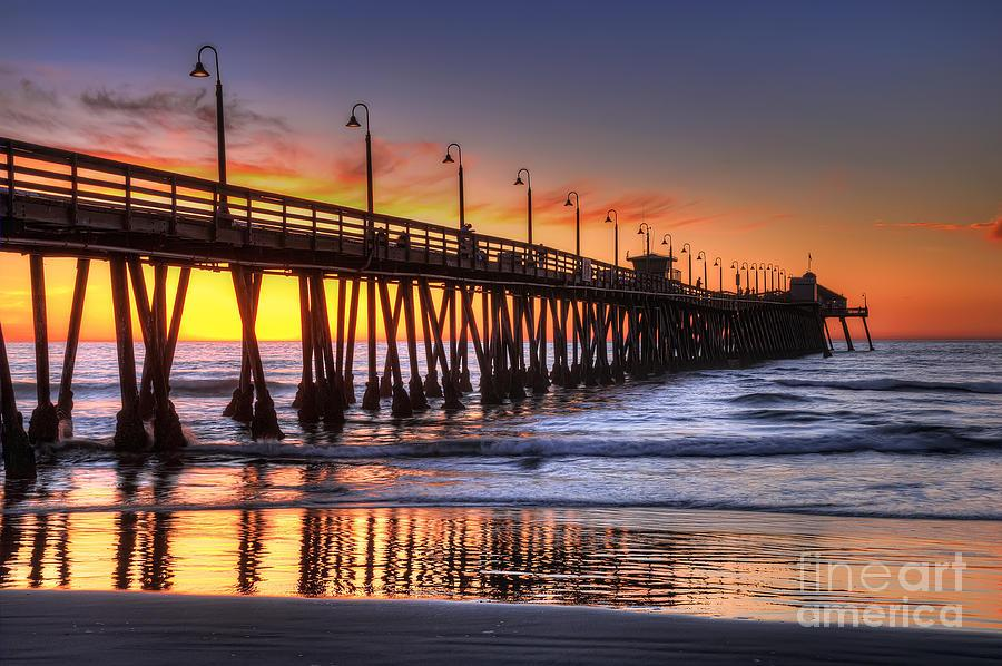 14 best piers around the world triphobo for Pier fishing san diego