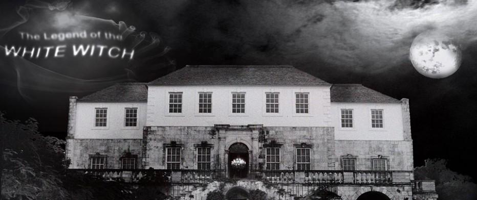 Rose Hall Great House of the white witch