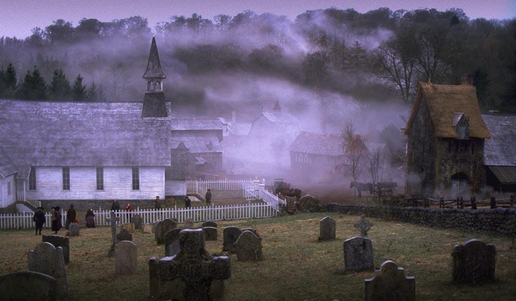 Sleepy Hollow - spooky halloween festival