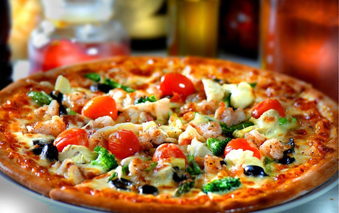 Best pizza places Mumbai