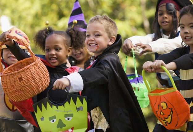 Halloween customs and superstitions