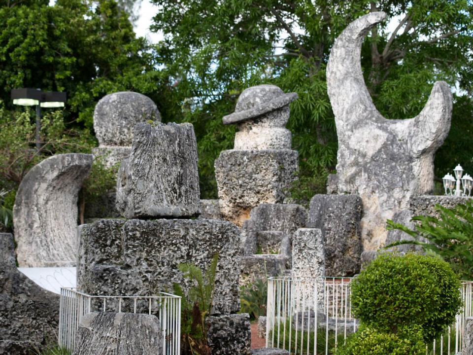 Coral Castle, Monument to Lost Love - The Mysterious Place