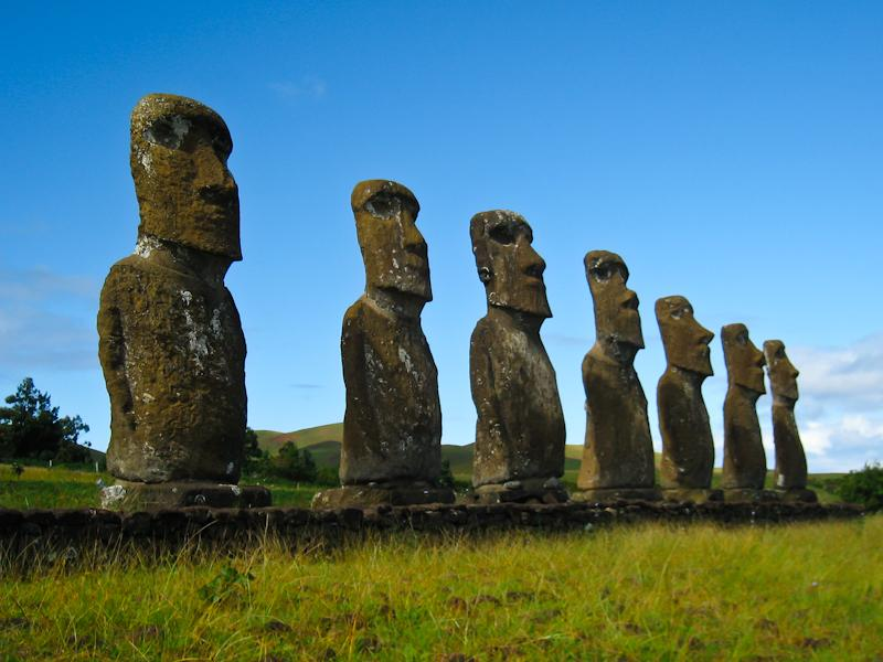 Easter Island - One of the Mysterious Places on Earth