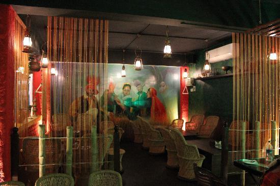 Pind - pure vegetarian restaurant