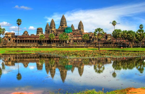Cambodia - best honeymoon place in asia