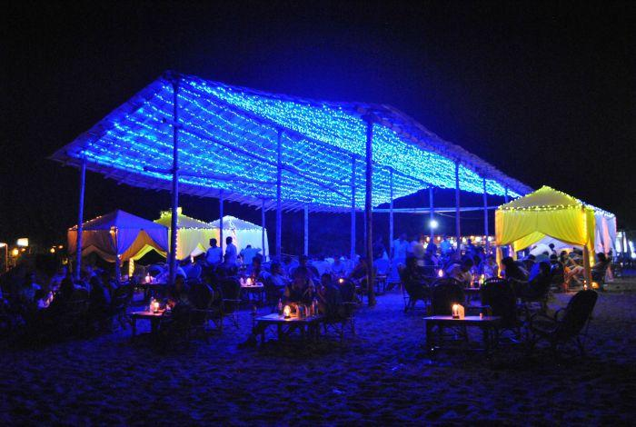 free things to do in goa in night