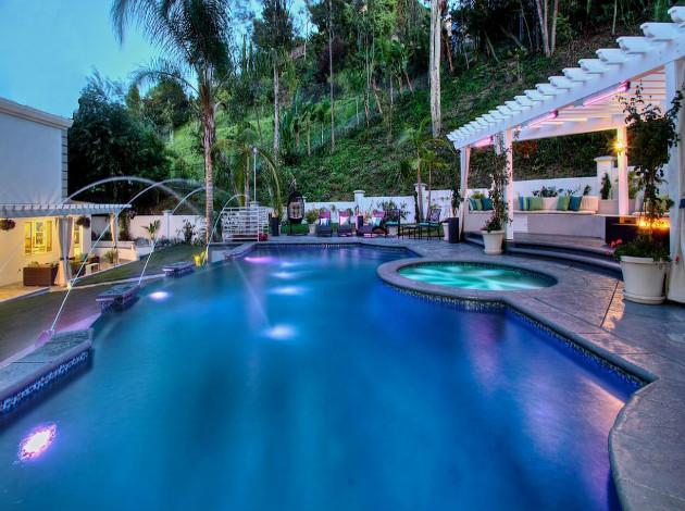 coolest celebrity houses