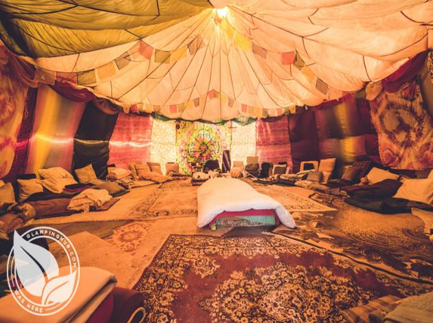 how to decorate a tent for a wedding 10 places for glamping in california triphobo 4906