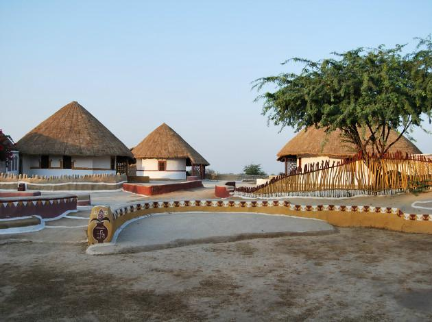 unconventional accomodations in India
