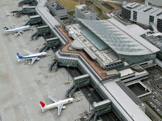 always choose Haneda airport