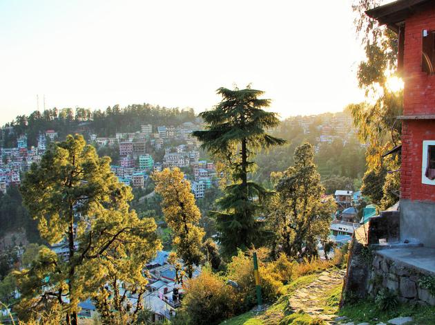 Dharamshala and McleodGunj - place to visit in India under 10000