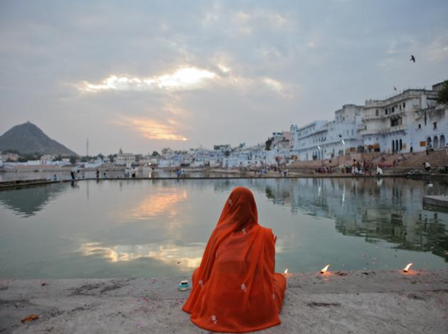 Pushkar - place to visit in India under 10000