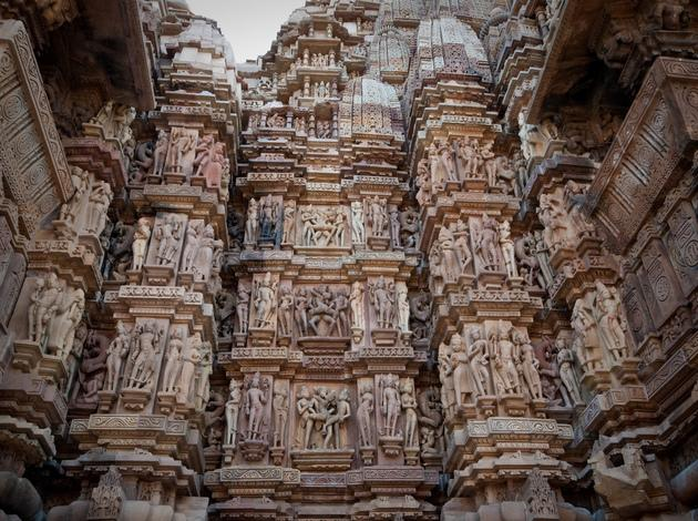 Khajuraho - place to visit in India under 10000