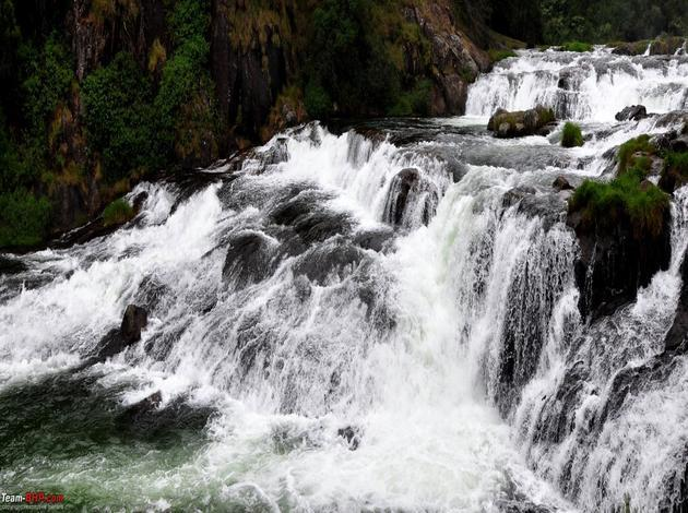 Pykara Falls near Oooty, Tamilnadu