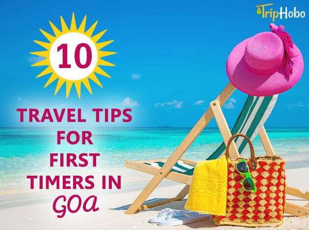 Goa travel tips for first timers
