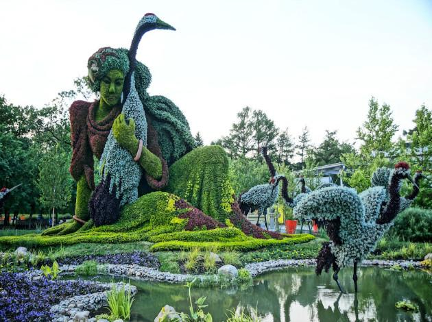 13 best botanical gardens in the world triphobo for Jardin botanique montreal 2016
