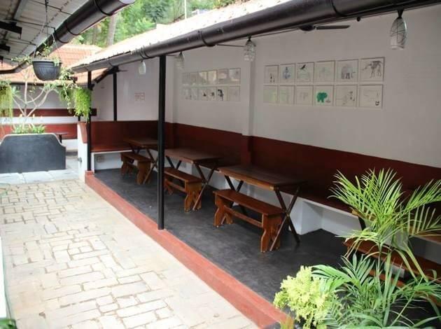 DYU Art Cafe - unique cafe in bangalore