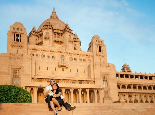 Jodhpur - best location for pre-wedding photo shoot in india