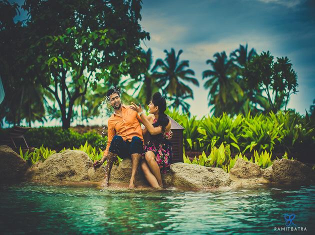 Pre-Wedding Photo Shoot Locations in India