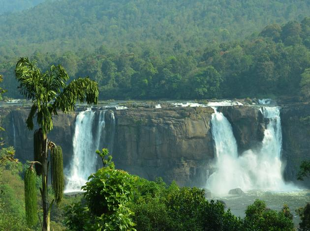 Athirappilly - Top honeymoon spot