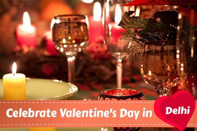 Best Places to Celebrate Valentine's Day in Delhi