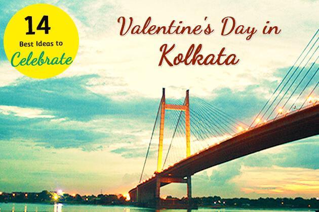 Valentines day in Kolkata