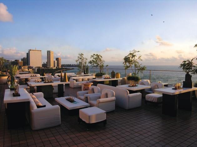 Best rooftop restaurants and bars in india mumbai delhi for Terrace restaurants in bangalore