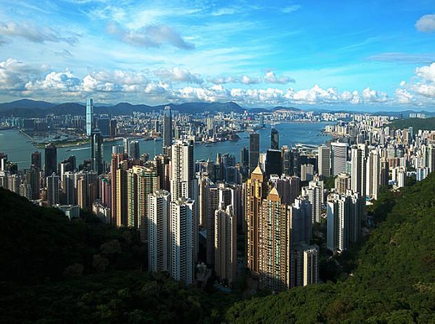 Hong Kong - for some cheap shopping
