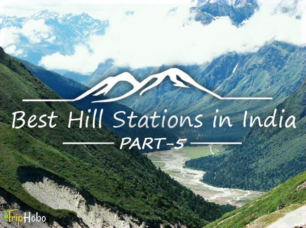 hill stations in india - part 5